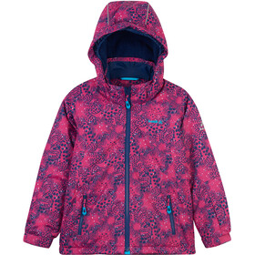 Kamik Maeve Carousel Jacket Girls Pink Aop/Rose Aop
